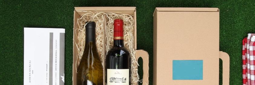 Box à vin