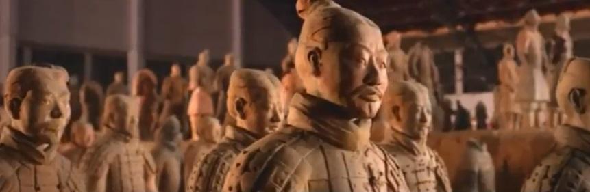 Statues de la dynastie des Han occidentaux
