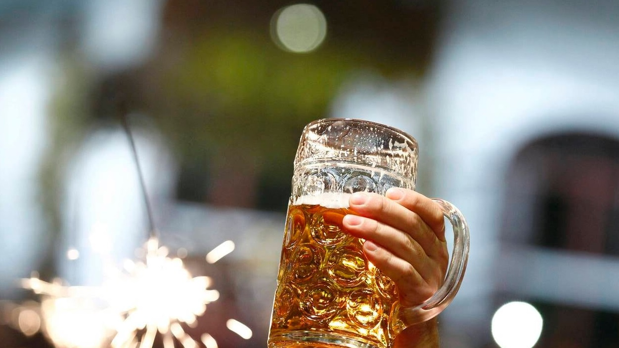 bière festive